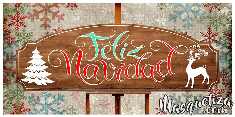 MasQueTiza - Carteles de madera Rotulación a mano - Urbanización Vista Hermosa Canarias, Carteles de madera, Rotulación a mano, Rotulación artesanal, Tenerife Sur, Canarias - 1b