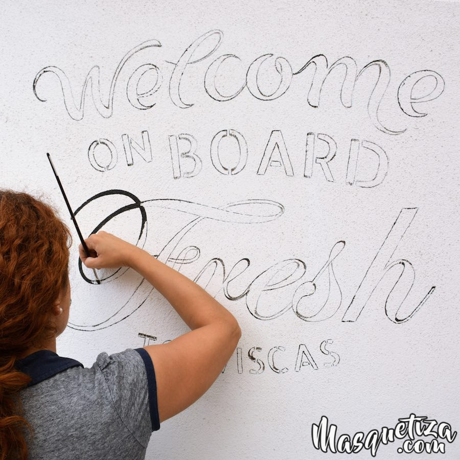 rotulacion-a-mano-lettering-pintura-mural-fresh-torviscas-masquetiza