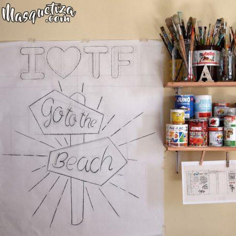 Boceto-Murales-Rotulacion-diseño-decorativo-aseos-masquetiza