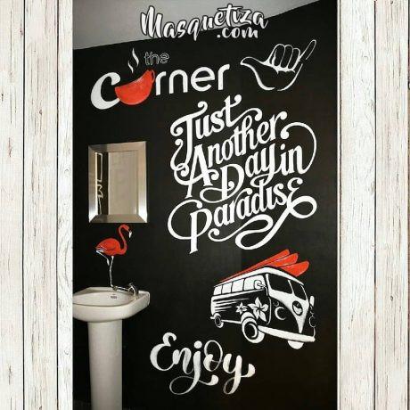 Murales-Rotulacion-diseño-decorativo-aseos-masquetiza