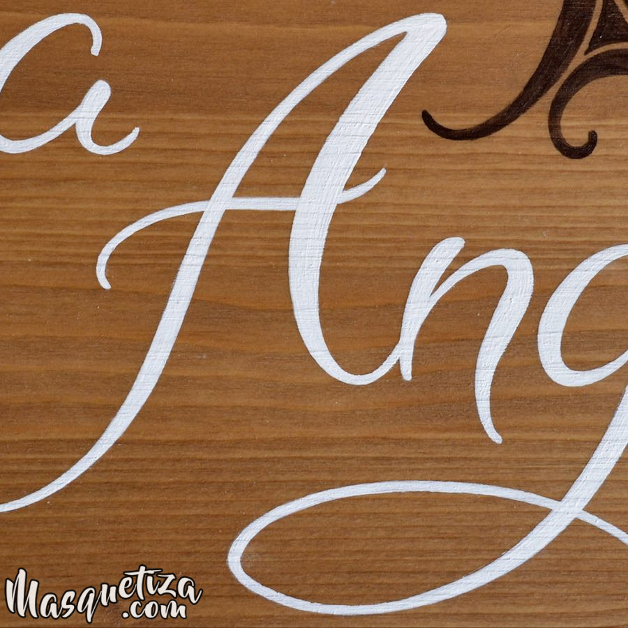 detalle-rotulacion-cartel-de-madera-masquetiza-tenerife