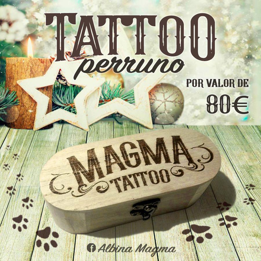 Diseño Gráfico Cartelería para Redes Magma Tattoo