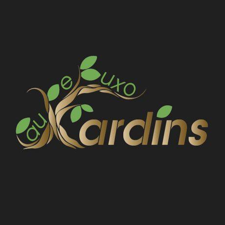 Diseño de Logo Xardins Pau de Buxo