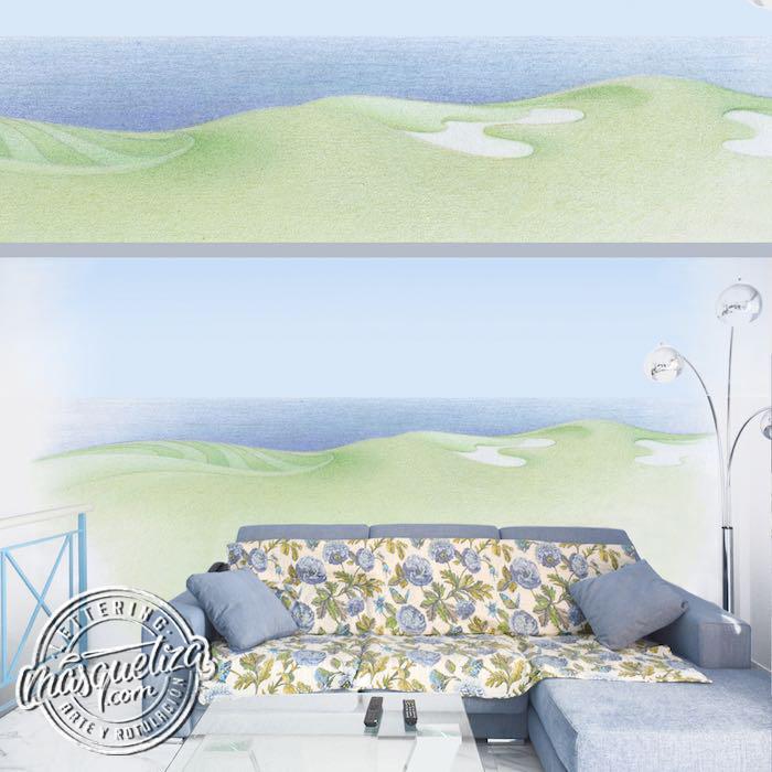 proyecto-pintura-mural-masquetiza-boceto-ilustración-tenerife